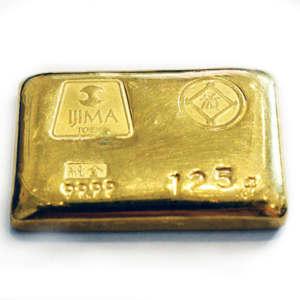 純金ゴールドバーの買取